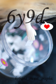 6y9d kobana_sweet_graphic