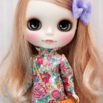 「Blythe Loves Cute!」展、開催中です☆