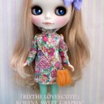 「Blythe Loves Cute!」展のドールが販売されます。